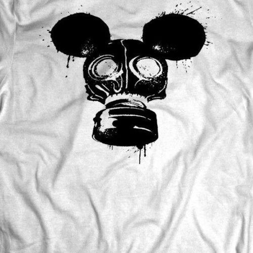 "Gas Mouse Funny Custom High Quality ""Oldskool"" Shirt *Full Front* T-Shirt Men Male Digital Direct Printing Custom Short Sleeve 3XL Men's T S"
