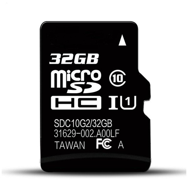 Only 32GB Memory card