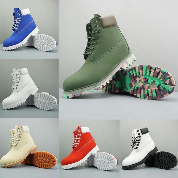 2019 original boots mens women designer boot chestnut triple black white camo green brown martin winter boots eur36-45 thumbnail