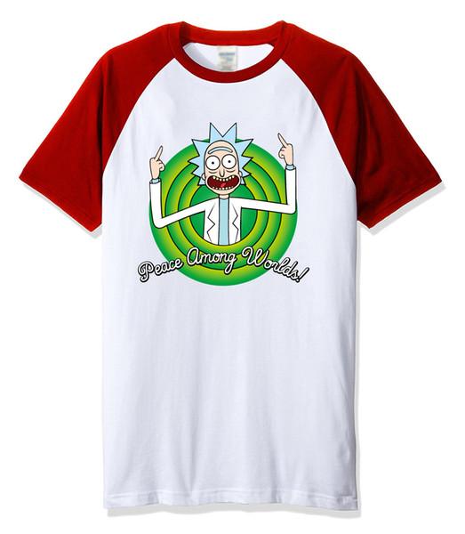 Забавная печатная мужская футболка мужская летняя Лоскутная шея экипажа с коротким рукавом футболка Eur размер США для продаж
