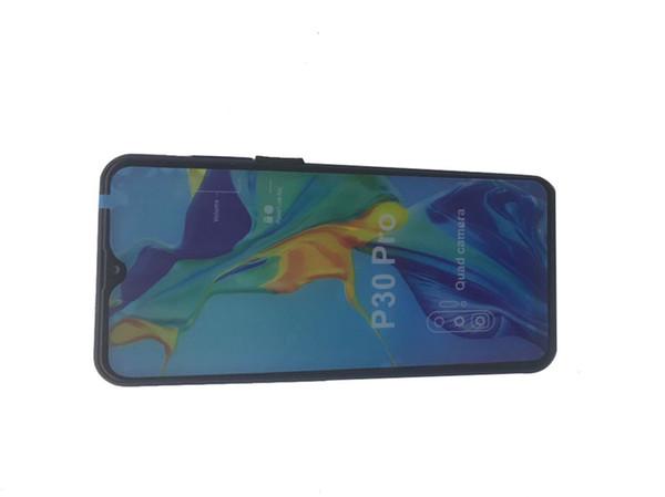 GooPhone P30 Pro 6.5 pouces Android 9.0 réel 1 Go 4 Go 8 Go Afficher faux 128Go Afficher 4G Lte 3G WCDMA débloqué SmartPhone avec Retail Box