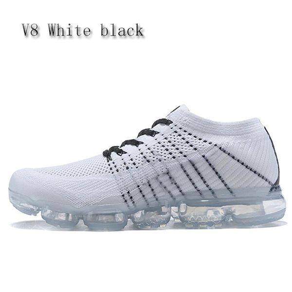 8 Белый black36-45