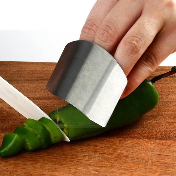 Protector de Dedos Proteger Dedo Mano para no dañar Protector de mano de acero inoxidable de corte