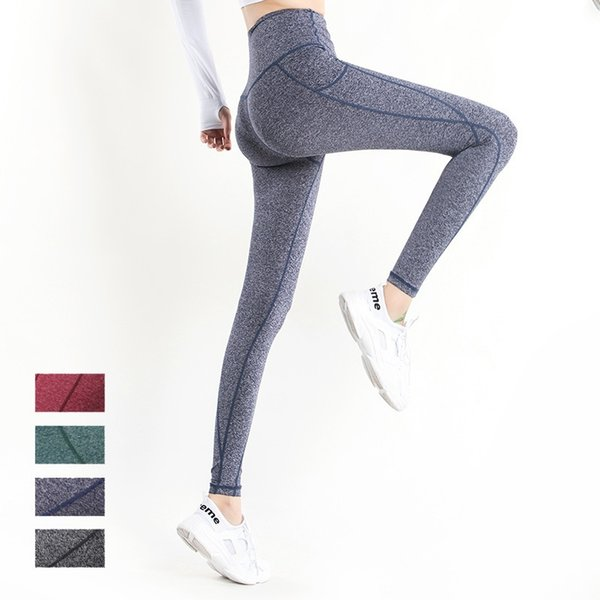 limited style favorable price newest collection 2019 Imlario Women'S High Waisted Gym Leggings With Pockets Yoga Pants Plus  Size Workout Leggings Slim Fitness Tights Non See Through #799396 From ...