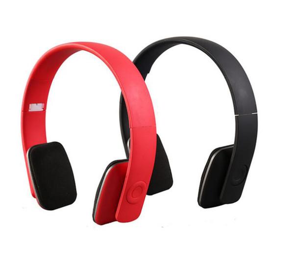 Nuevo diseño bluetooth auriculares auriculares inalámbricos auriculares de juego con micrófono deporte earpahone auriculares plegables para PC tableta móvil