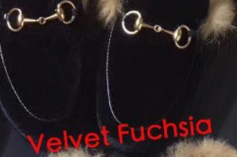 Velvet schwarz