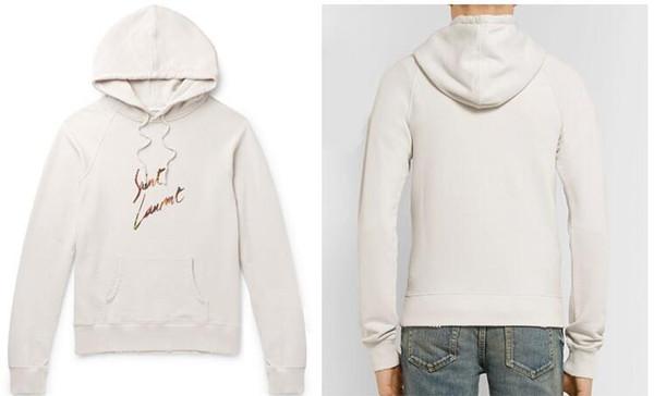 Nuevos top hoodies hombres mujer Ropa impresa letra par Chaqueta / sudadera unisex chándales
