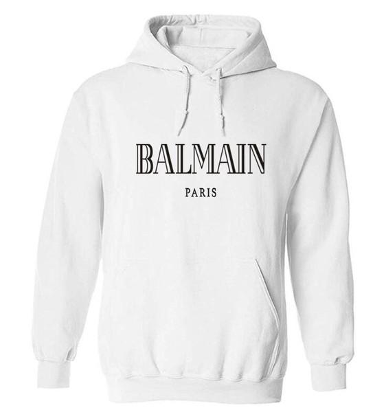 19ss пуловеры уличный стиль толстовки кофты женщины мужчины vogue рукав повседневная письмо печатных пуловер кофты