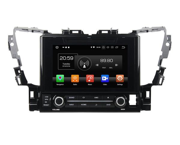 "4GB RAM 64GB ROM Octa Core 9"" Android 8.0 Car DVD Player for Toyota Alphard 2015 2016 2017 2018 Radio GPS Bluetooth 4G WIFI USB Mirror-link"