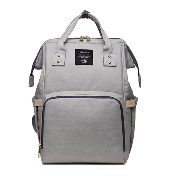 Light Gray Mummy Bag
