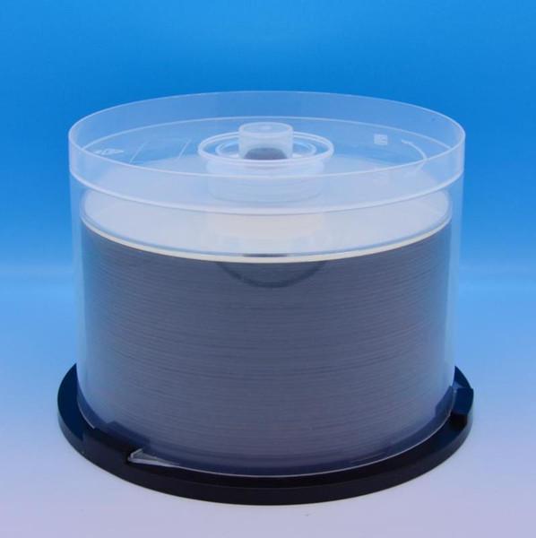 Freies Verschiffen 50 Satz 50GB BD-R 2-8X Geschwindigkeit A + CMC bedruckbare Bluray DL doppelte Schicht unbelegte Diskette