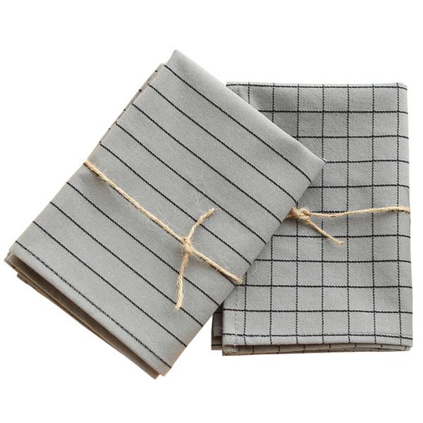 Hot Sale cotton table napkins table vintage cloth napkins tea napkin serviette de table mariage