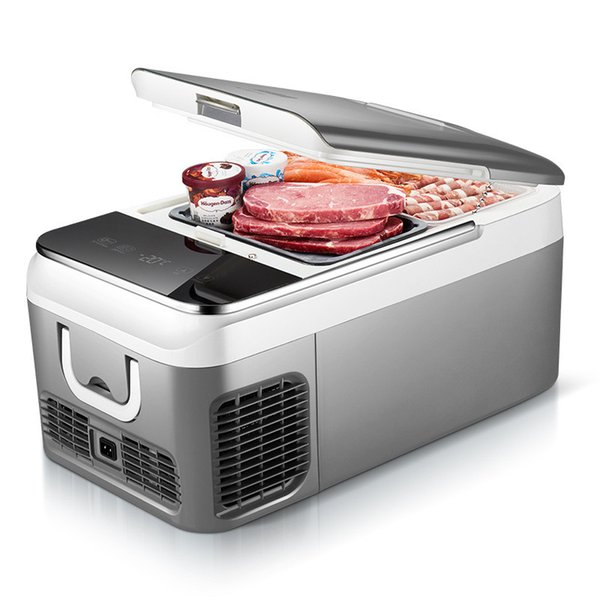 18L auto frigorifero compressore dc 12 v 240 v auto frigorifero congelatore di raffreddamento per casa picnic refrigerazione congelatore-20 ~ 10 gradi