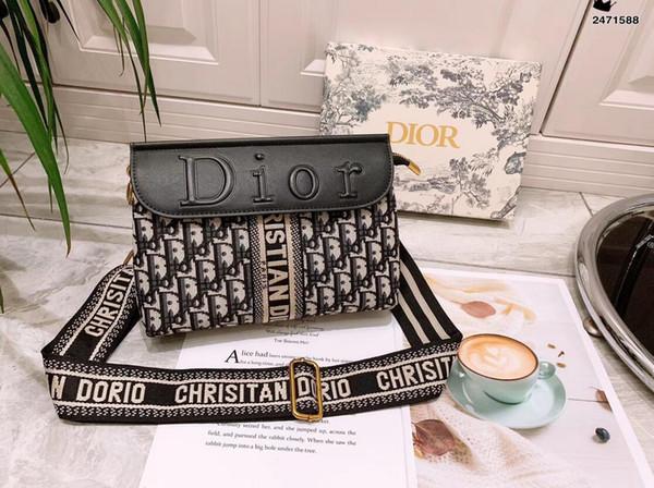 Tesão Designer carteira NEWS Mulheres saco de sacos de ombro mulheres de alta capacidade bolsas D Designer saco de designer de moda feminina bolsa 93982663