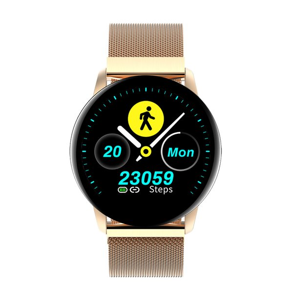 best selling Q20 Blood Pressure Smart Watch Heart Rate Female Physiological Monitor 1.22inch Color Screen Smartwatch Bracelet Fitness