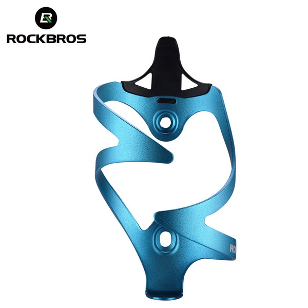 ROCKBROS ultralight bicycle sport water bottle holder aluminum alloy mtb mountain road bike bottle holder cage bike accessories #122457