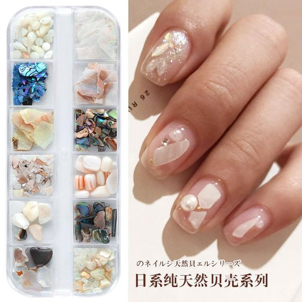 Gel Nail Art Design With Stones