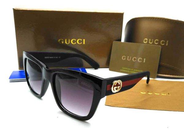 Lunettes de soleil UV400 en gros de marque masculine design luxe lunettes de soleil millionnaire lunettes de soleil cadeau