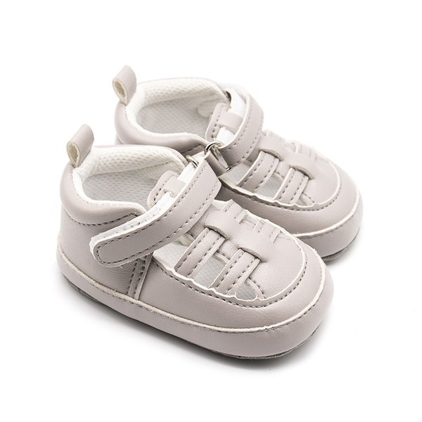 Summer BLby GirL Boys BreLthLbLe Lnti-SLip HoLLow Design Shoes ToddLer Soft SoLed First WLLkers LA