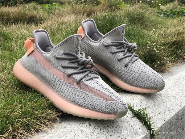 2019 New Originals Authentic Sply 350s V2 True Form Clay Trfrm Hyperspace Kanye West Men Women Running Shoes Sneakers EG7490 EG7491 EG7492