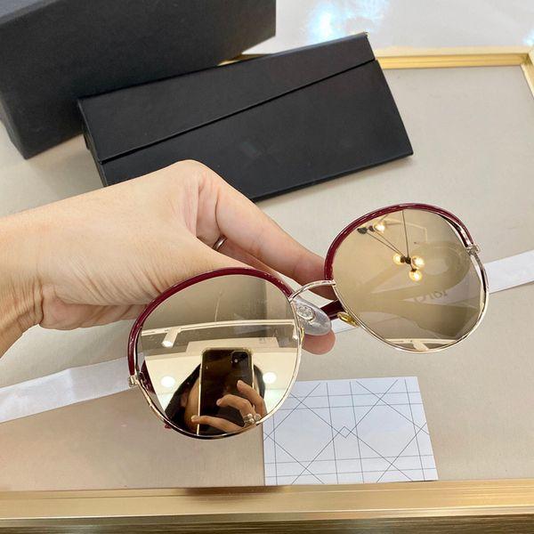 Altın ayna lens