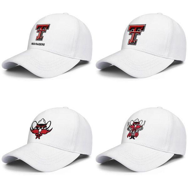 Texas Tech Kırmızı Raiders futbol Mens Kadınlar Ayarlanabilir Trucker Kap Lüks Güneş Şapka basketbol Eşcinsel gurur gökkuşağı logosu Altın