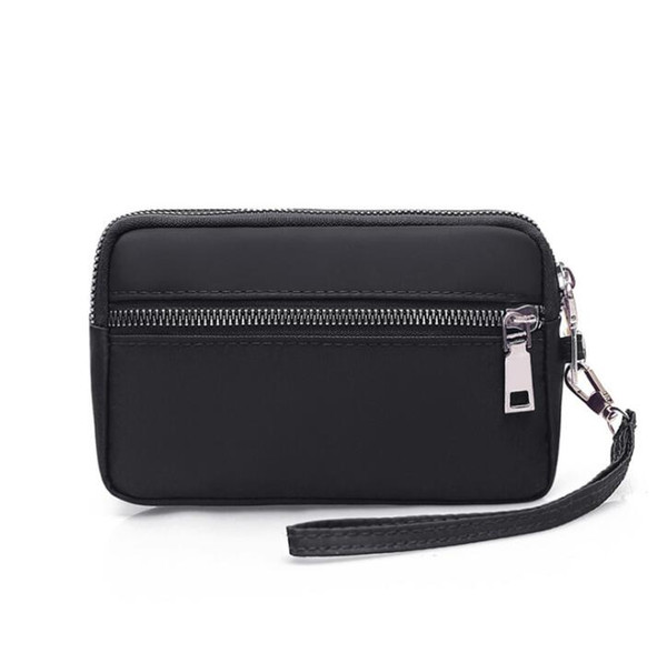 top popular 2019 High quality new fashion men travel toilet pouch women cosmetic organizer make up bag famous classical toiletry bag with dust bag 2021