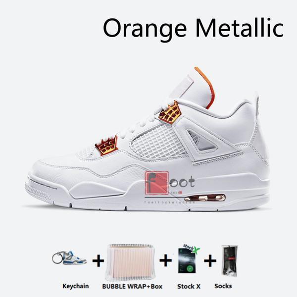 naranja metálica