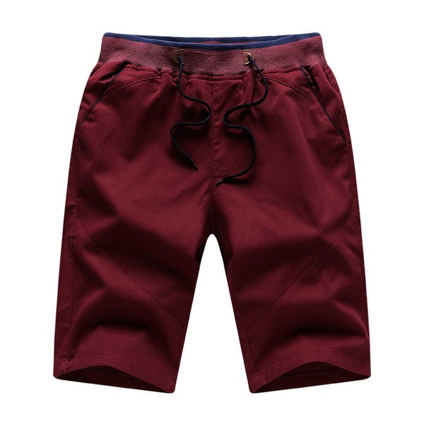 good quality 2019 Brand New Summer Men's Shorts Casual Youth Five Points Short Pants For Male Cotton Fashion Panties