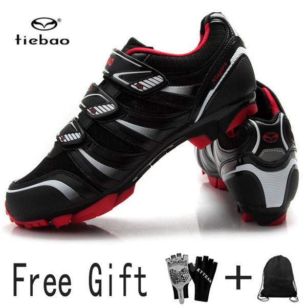 Tiebao Bisiklet Ayakkabı sapatilha ciclismo mtb Bisiklet Yarışı Kendinden Kilitleme Erkekler sneakers Kadınlar Bisiklet Açık Spor Atletik Ayakkabı