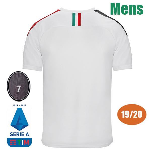 19 20 Auswärts Serie A