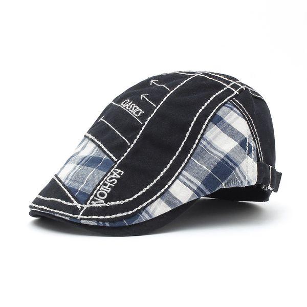 Custom Visor cap for women Factory wholesale Adjustable Fashion ivy cap beret cap Outdoor sun hat