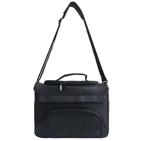 multi pocket salon travel hair stylist large capacity hairdressing bag organizer single shoulde portable adjustable zipper
