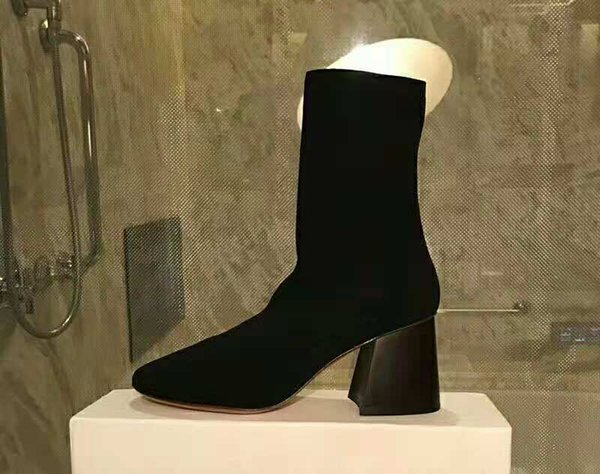 Spring autumn winter platform Thigh-High heels college style boots for woman over the knee high long Stretch boots women shoes