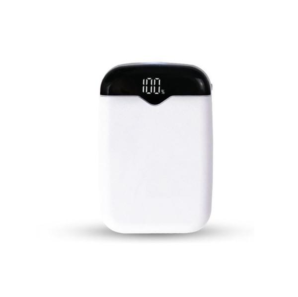 Mobil güç bankası Mini cep telefonu 10000 ma şarj bao özel logo tasarımı küçük, ışık, taşınabilir taşınabilir güç kaynağı