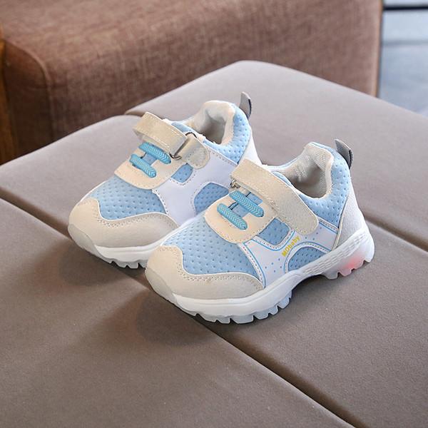 Satın Al Sıcak Satış Yeni çocuk Eğlence Ayakkabı Yumuşak Taban
