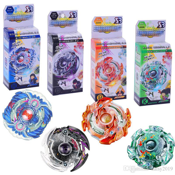 best selling 4d Bayblade Burst Arena Spinning Top Toy Constellation Assemble Alloy Toupies Revolving Battle fighting Gyro Gyroscope B36 B37 B42 B44