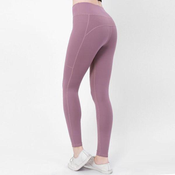 Weimostar Hohe Taille Elastische Yogahosen Frauen 3/4 Länge Fitness Sport Trainingshose Körperformung Gymnastik Engen Yoga Leggings # 918253
