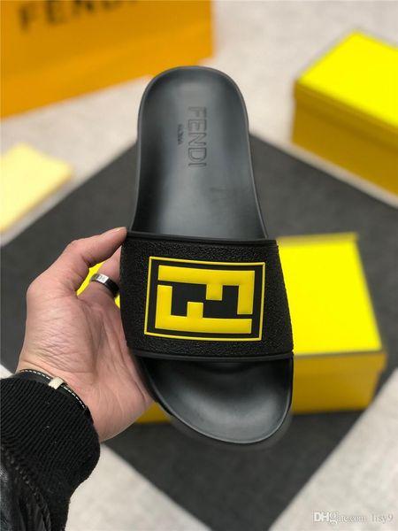 Iduzi Primavera e verão casa chinelos de linho homens marcas de Luxo chinelos sandálias heavy-bottomed não-slip Designer piso sapatos para casa indoor