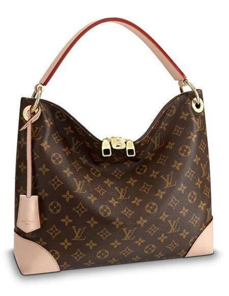 Berri M41623 Pm New Women Fashion Shows Shoulder Bags Totes Handbags Top Handles Cross Body Messenger Bags