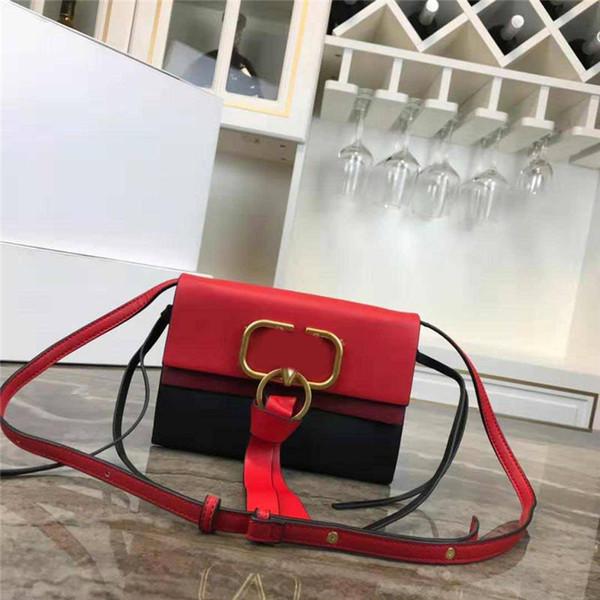 designer luxury handbags purses women genuine leather Simple cross body bag fashion versatile shoulder bag duffle bag