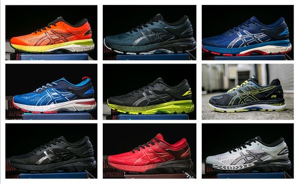 2019 Hot GEL-KAYANO 25 Men Women Running Shoes Best Quality Designer Sneakers Sport Shoes Training Lightweight Fashion