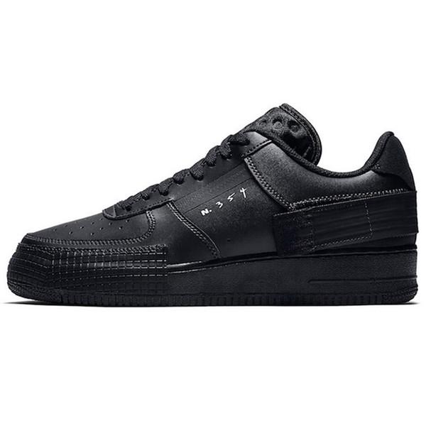 # 4 N354 Black 36-45