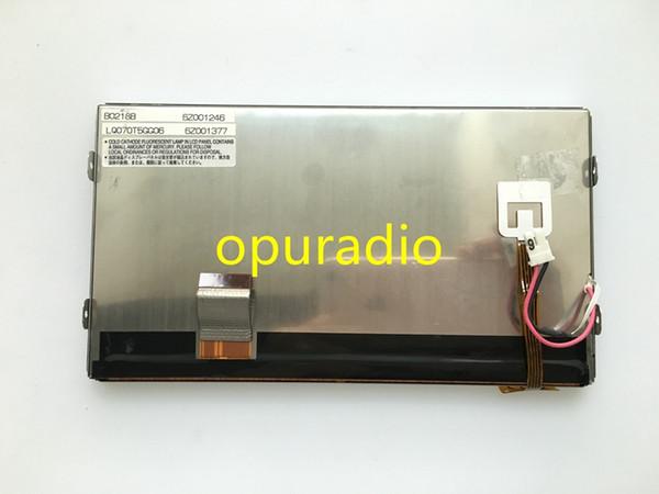 écran LCD original 7inch LQ070T5GG06 avec écran tactile pour voiture Accord digitaliseur Alpine W505 IX35 navigation GPS écran LCD