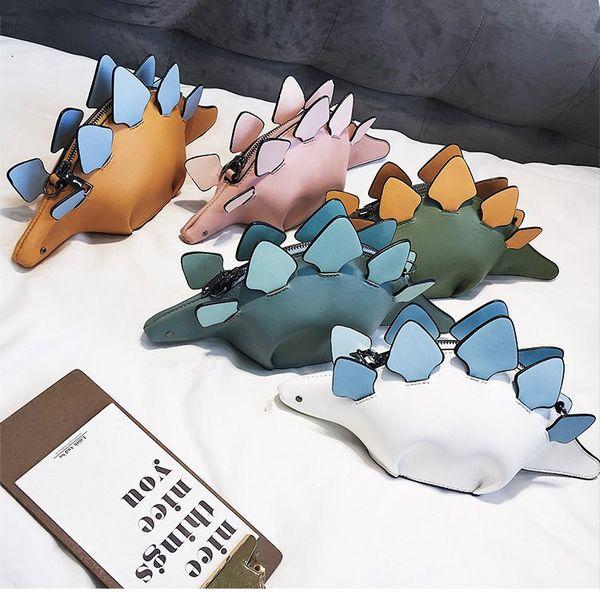 iphone BAG Creative Chameleon Cartoon Sacs À Main Flap 3D Funny Dinosaur Animal Messenger Sac À Bandoulière Épaule Crossbody Sacs pour les femmes