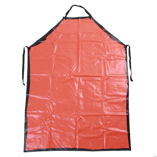 Apron Bib Uniform Hairdresser Salon Hair waterproof Thicken Oversleeves Acid alkali resistance kitchen aprons Sleeveless