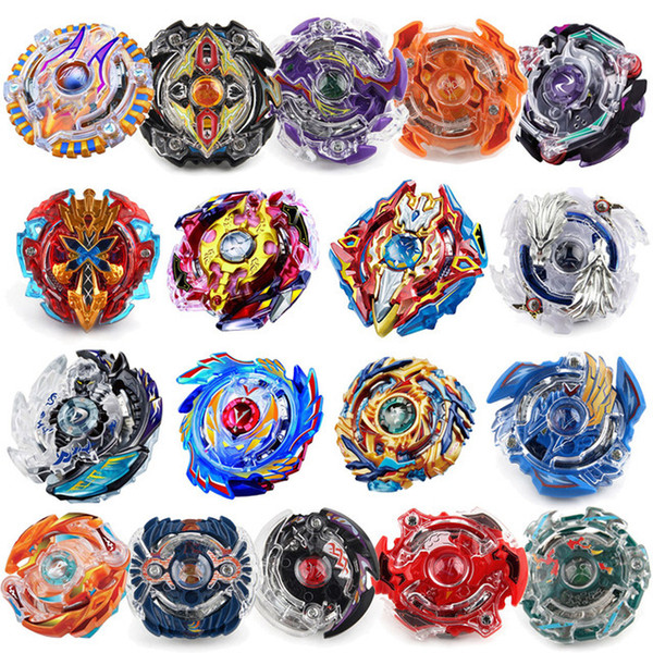 top popular Best Fun Beyblade toys Burst gyro with no box no launcher for child gift free shipping 2019