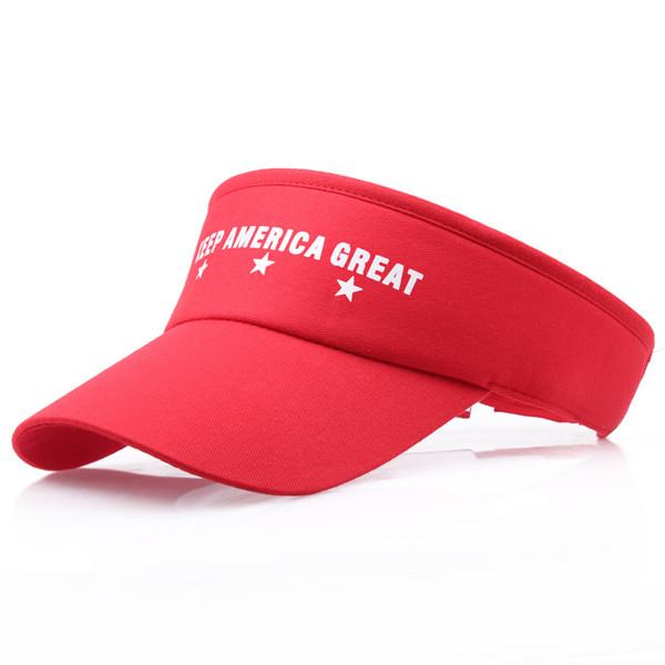 Trump 2020 hat summer Baseball Cap Keep America Great 2020 Hat cotton Empty top cap Trump Hats cny1308