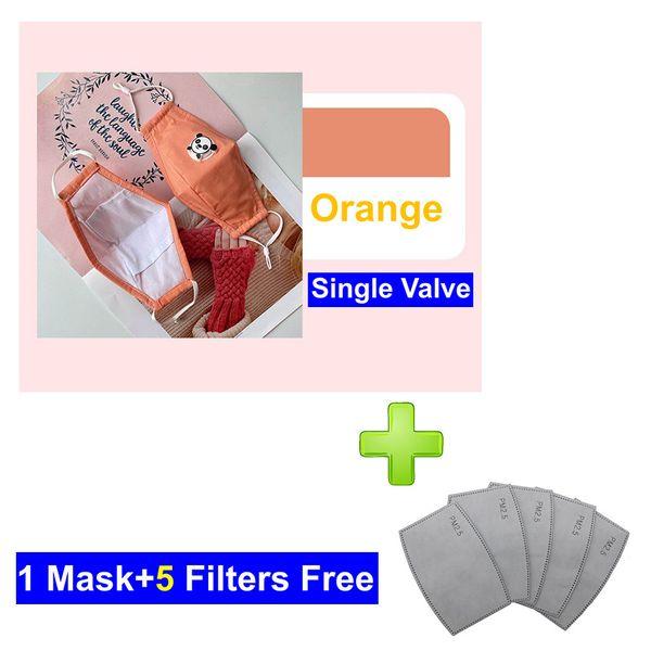 Arancio Con Valve