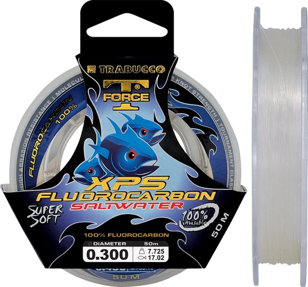 best selling Trabucco T-Force Xps 25M Series Fluorocarbon fishing line Ship from Turkey HB-000145565